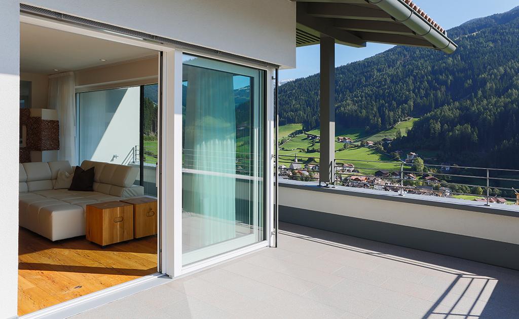 Schiebet 252 Ren Klimahaus Fenster Heiss Fenster Sarntal